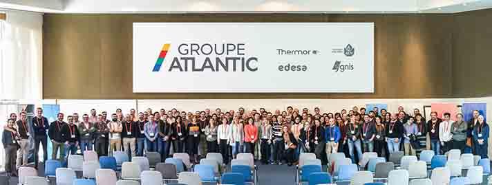 Groupe Atlantic y ACV celebraron su primera convención anual conjunta