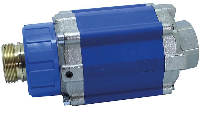 Watts Serie MH: el nuevo sistema de equilibrado para sistemas de calefacción por suelo radiante