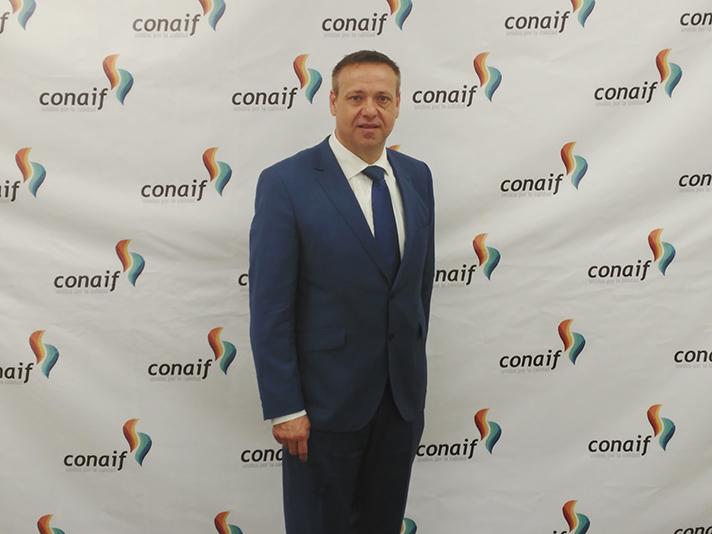 Francisco Alonso ha sido elegido nuevo presidente de Conaif