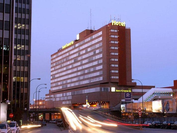 El Hotel Chamartin de Madrid, ahora equipado por Adisa Heating