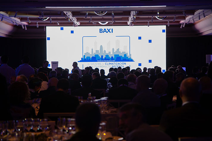 Más de 250 personas acudieron a la convención organizada por Baxi
