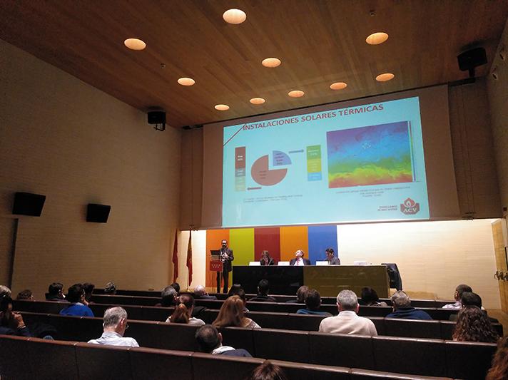 La jornada de ACV se celebró el pasado 7 de marzo