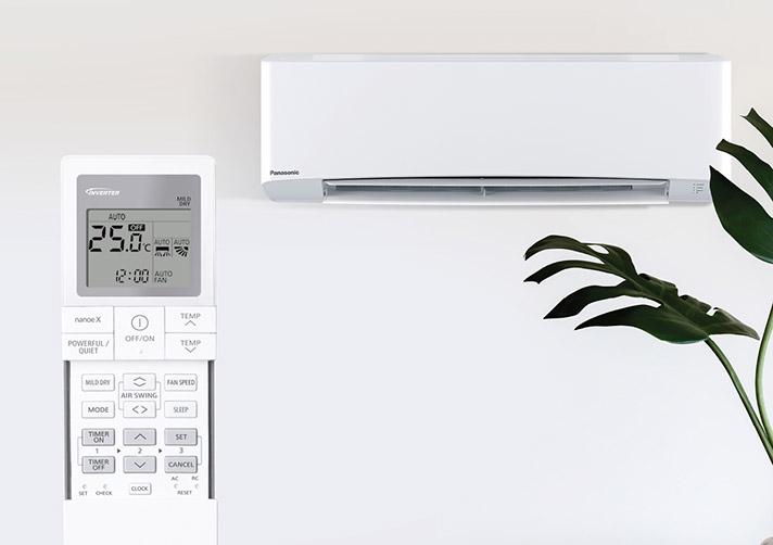 Con la llegada de la primavera, la última generación de aire acondicionado Etherea (VKE) puede inhibir hasta el 99,9% de bacterias o virus del aire