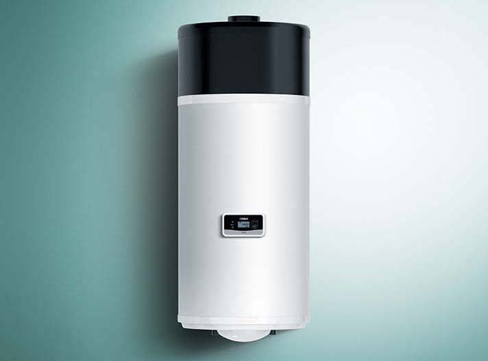 Confort en agua caliente eficiente y ecológico con Vaillant