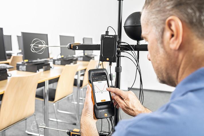 El nuevo testo 400 es la nueva generación de instrumentos multifunción