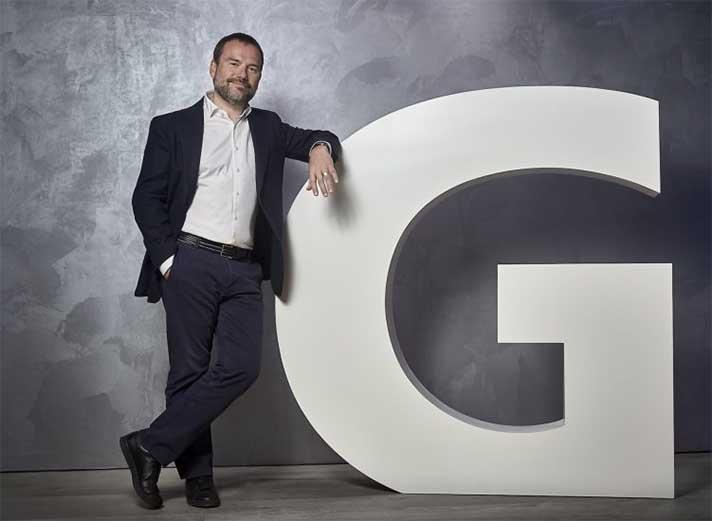 David Mayolas, director general de Geberit Iberia