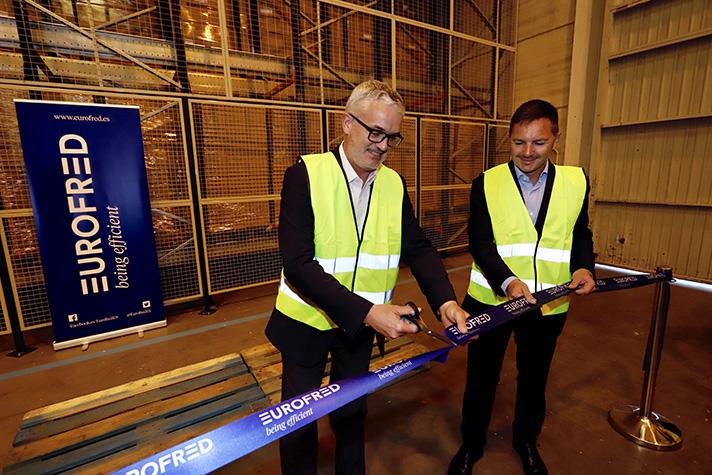 Eurofred ha inaugurado dos instalaciones en Sevilla, un nuevo almacén y la Eurofred Academy
