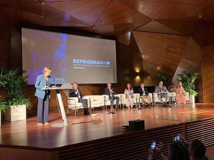 El Congreso fue inaugurado por la Secretaria de Estado de Economía, Ana de la Cueva