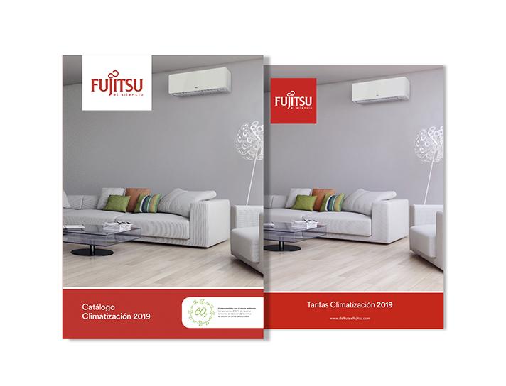 Entre los productos del catálogo de Fujitsu destacan los modelos de Split pared KP, KM Large y KL, así como el innovador Cassete 3 Vías de la serie Airstage y la gama JIIIL de unidades exteriores