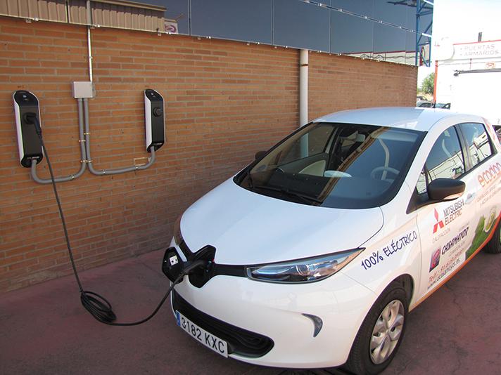 Distribuciones Casamayor ha incorporado vehículos eléctricos en su flota comercial
