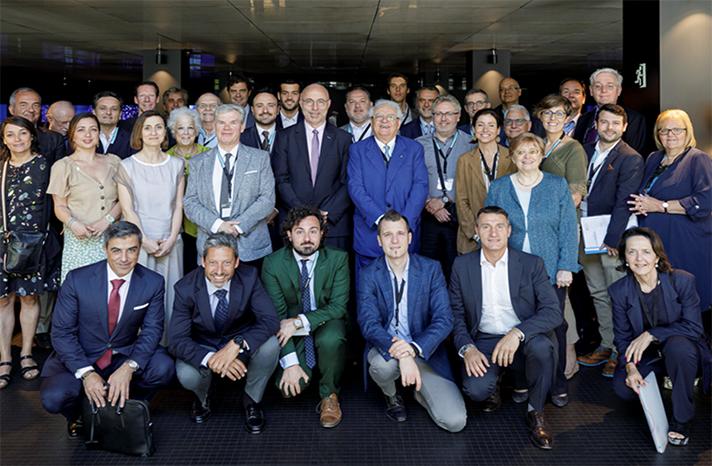 España ha sido el país anfitrión para celebrar el 60 aniversario del Congreso Anual de La Asociación Europea de la Industria de Grifería y Válvulas (CEIR)