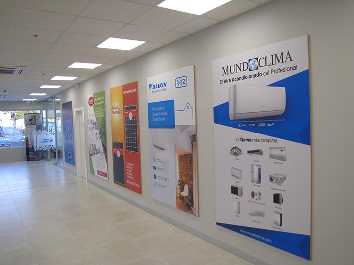 Las nuevas instalaciones cuentan con las principales marcas del sector