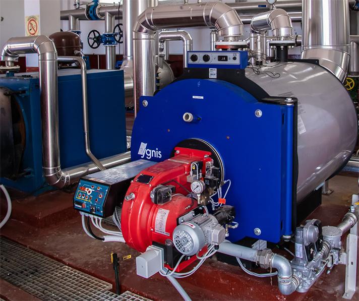 El objetivo de la depuradora era mejorar la eficiencia energética de sus instalaciones