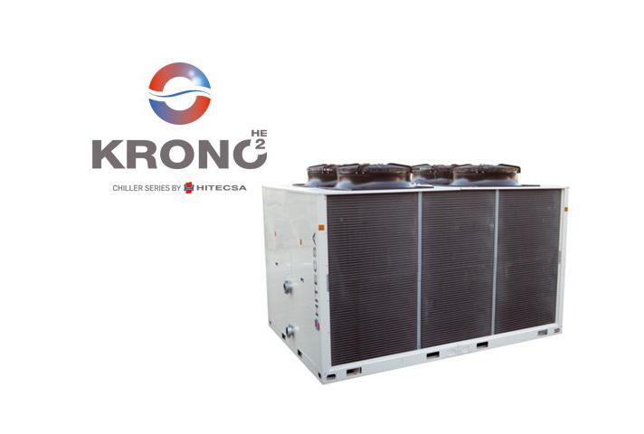 El modelo elegido para este proyecto ha sido el EKWXBA HE 44.2 de la gama KRONO2 HE