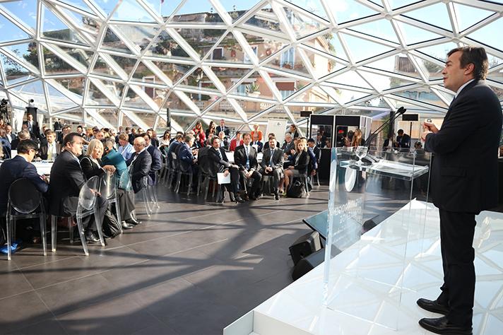 """El objetivo común del evento fue buscar sinergias para promover una """"economía del hidrógeno"""""""