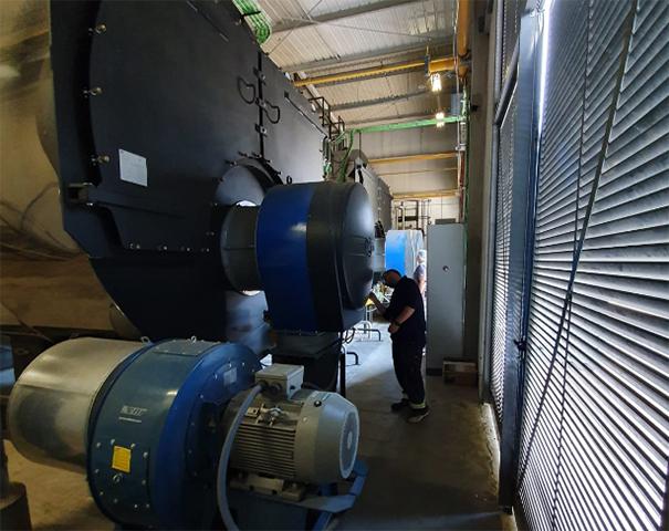Los equipos de combustión reducirán las emisiones atmosféricas para adaptarse a la nueva normativa y mitigar el impacto ambiental