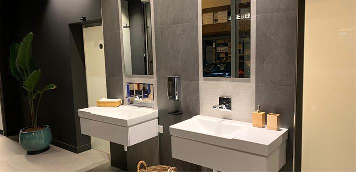 Los bilbaínos podrán experimentar el baño inteligente en ambientes de baños reales