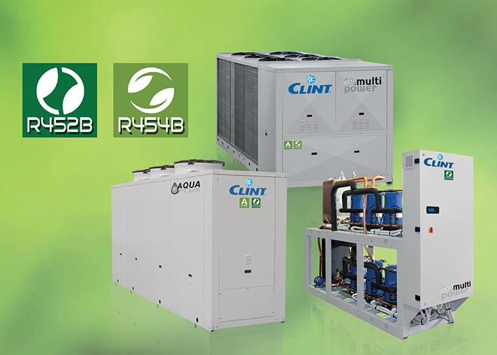 G.I. Industrial Holding lanza al mercado equipos compatibles con Opteon™ XL55 y Opteon™ XL41 antes de la entrada en vigor en 2021 de la nueva reglamentación F-Gas