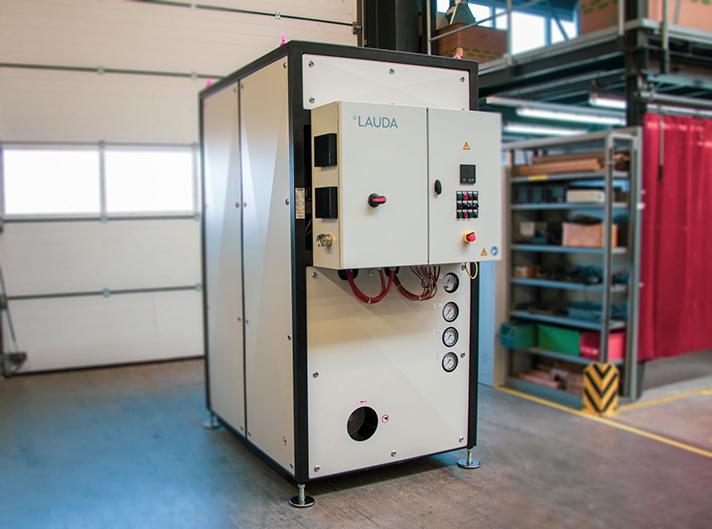 Clase superior de 400 °C: Los equipos dentro de este rango de temperatura permiten una transmisión de calor más eficaz y un mayor rendimiento
