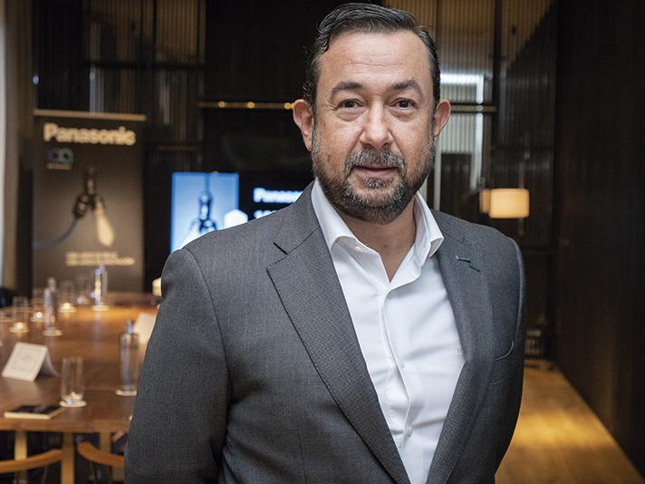 Francisco Perucho, Director General de Panasonic Climatización Iberia