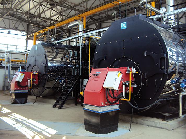 ICI Caldaie es uno de los líderes en la producción de calderas de uso residencial e industrial