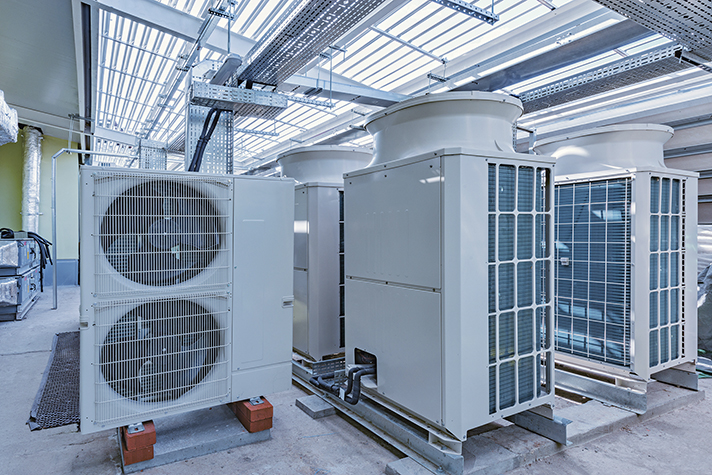 Los sistemas VRF garantizan equipos más eficientes y sostenibles