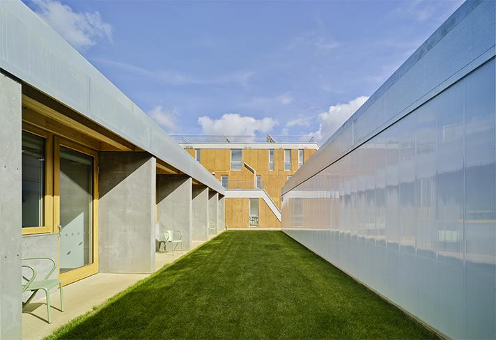 El primer edificio geriátrico hospitalario certificado Passivhaus de España cuenta con sistemas de ventilación Zehnder
