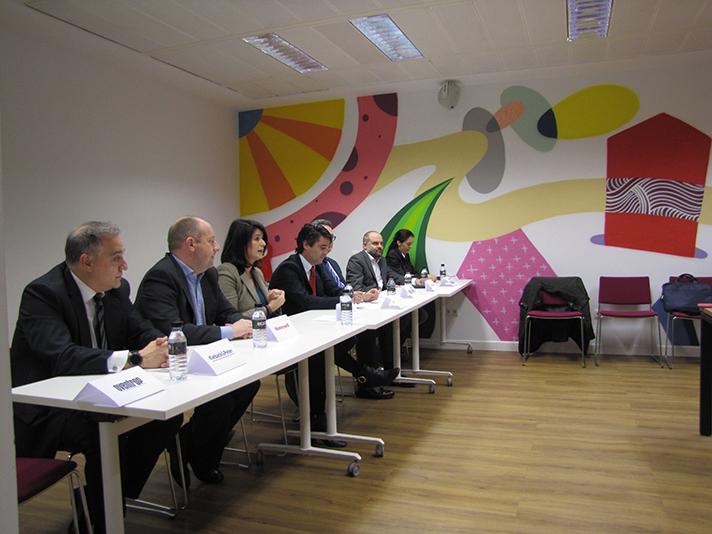 El acto de presentación de Aedici se celebró en Madrid el pasado 22 de enero