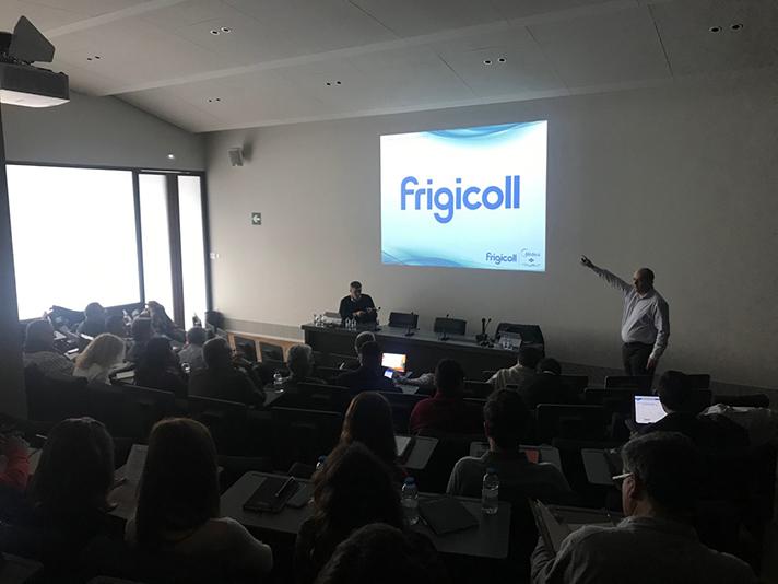 La convención 2020 de Frigicoll se celebró entre los días 28 y 31 de enero