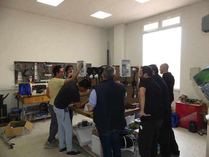 España cuenta ya con cinco centros de formación homologados en REAL Alternatives 4 Life