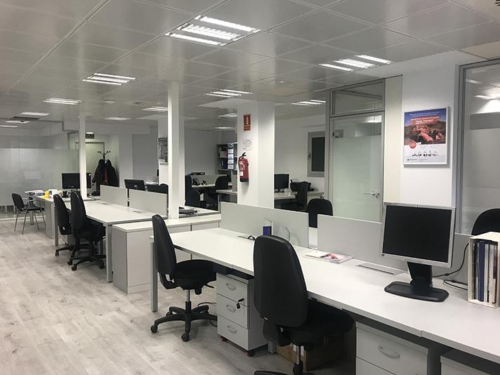 Las nuevas oficinas de Hiplus se encuentran en la zona de Sants