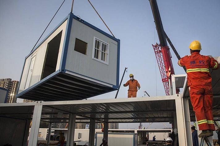 Este proyecto ha sido fruto de la cooperación con una empresa local china