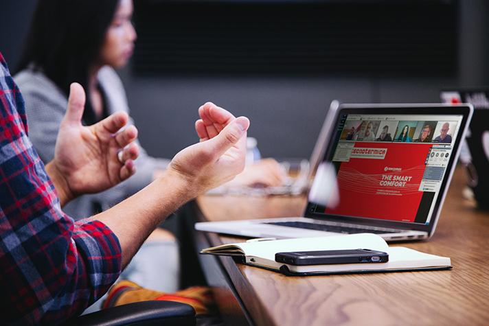 Una nueva forma colaborativa para aprender y participar