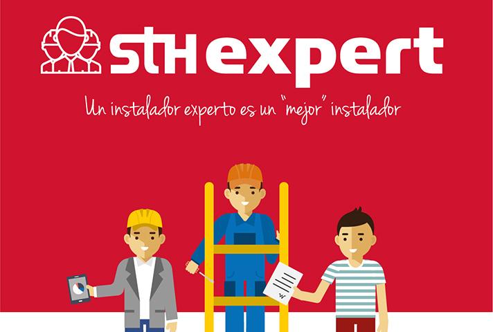 Nace STHexpert, el blog de la fontanería, calefacción y climatización de STH