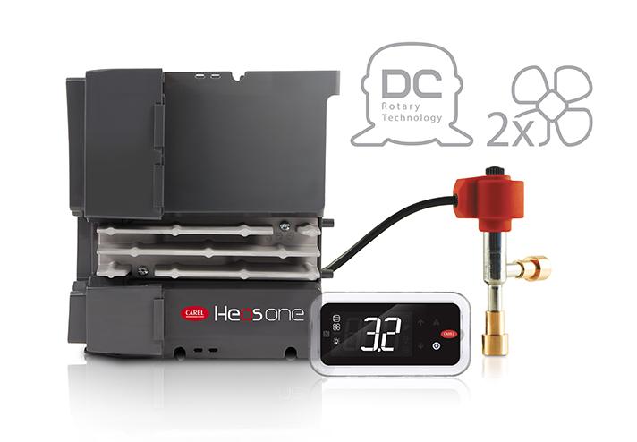 Heos es una solución de control para unidades de refrigeración autosuficientes