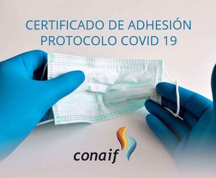 Este certificado de Conaif ayuda al instalador a generar confianza en los clientes y usuarios finales