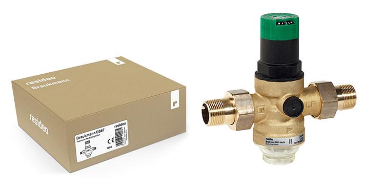 Los primeros productos que presentará con la nueva denominación Braukmann serán los productos para agua potable