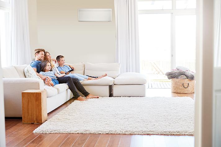 Un 56% de la población afirma tener problemas para conciliar el sueño y un 62% sufre alergias a causa de la mala calidad del aire