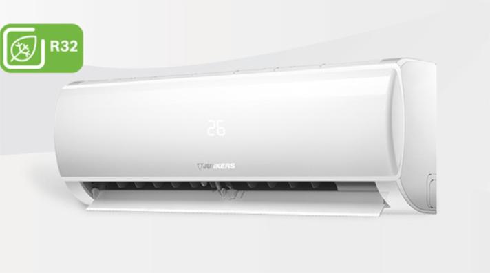 •Diseñados según las nuevas normativas europeas de eficiencia, poseen una clasificación energética de hasta A+++ y gas refrigerante R-32