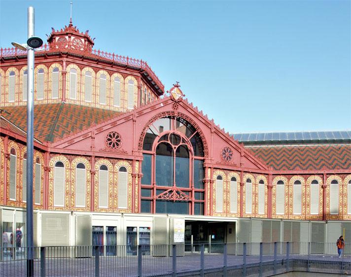 El Mercado Sant Antoni (Barcelona), de AA25/slp Arquitectura &Instal·lacions, proyecto ganador superior a 200 kW