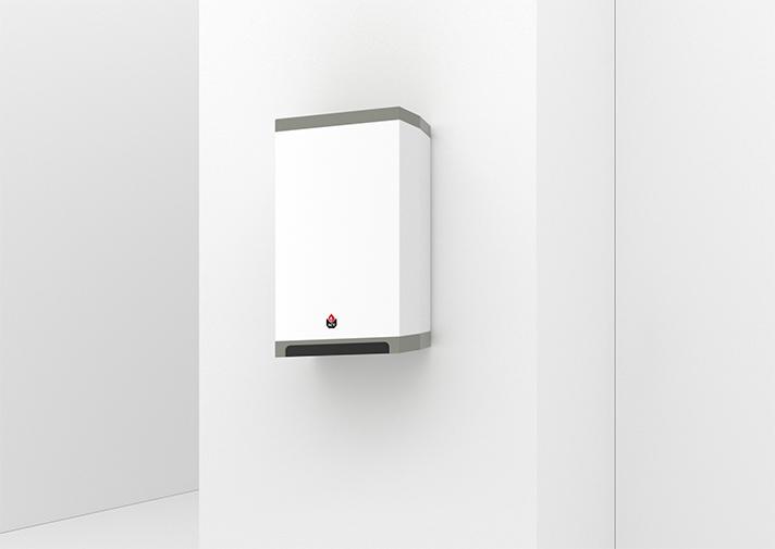 Una caldera única, altamente eficiente, y que puede trabajar cada circuito de forma totalmente independiente