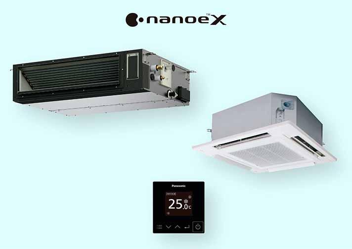 Los nuevos equipos utilizan el refrigerante ecológico R32 y ofrecen un rendimiento excepcional con una eficiencia de SEER/SCOP de hasta A+++