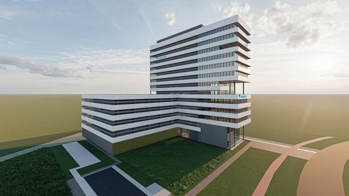 La construcción está planeada para la segunda mitad del 2021