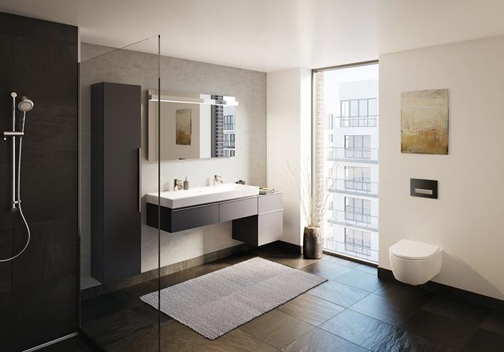 La tecnología tiene cada vez más presencia en el cuarto de baño