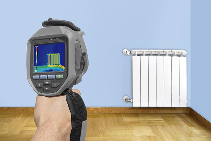 La termografía mejora la eficiencia y aumenta la seguridad