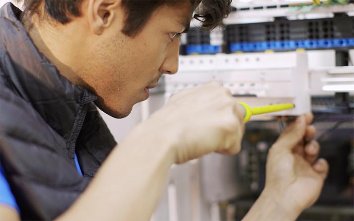 Rapsody es una herramienta que permite diseñar y valorar cuadros eléctricos de baja tensión de forma sencilla y estructurada