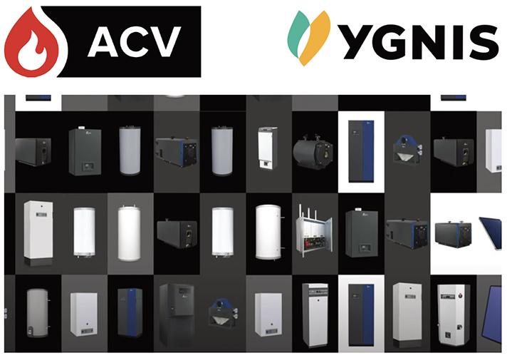 El cambio de imagen de marca de ACV-Ygnis supone la culminación de la fusión de ambas marcas