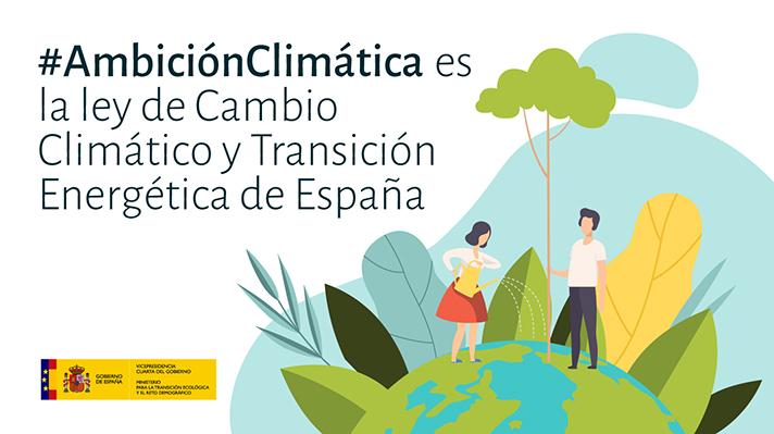 El proyecto de ley establece objetivos de reducción de emisiones, de renovables y de eficiencia energética que se sitúan por encima de aquellos asignados por la Unión Europea a España