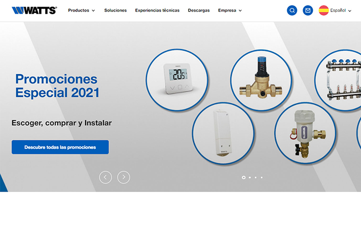 Soluciones OEM, Recursos técnicos y Casos de éxito para profesionales de la fontanería y la calefacción
