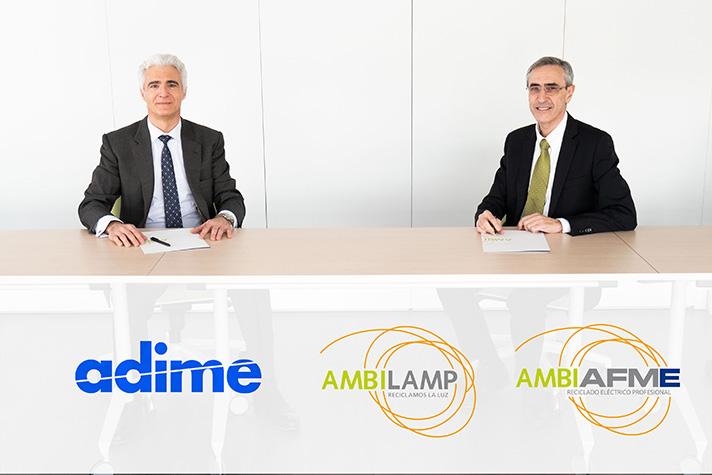 AMBILAMP-AMBIAFME han presentado este proyecto social, digital y circular como de interés para su financiación a través de fondos europeos